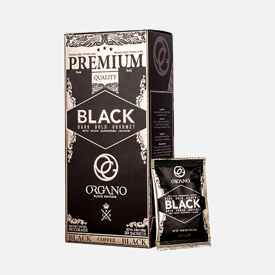 black coffee, gourmet coffee, organo gold coffee